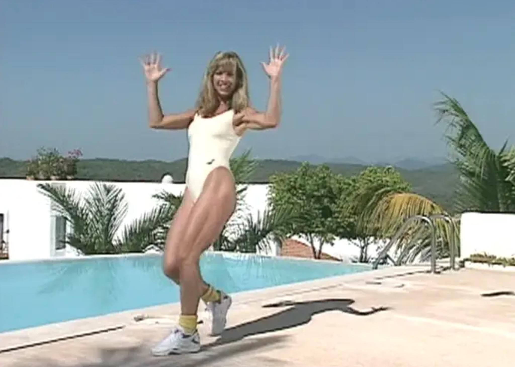 dance abs get fit