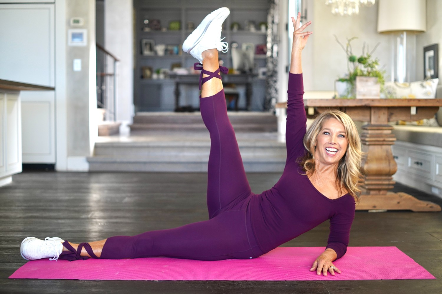 Try My Healthy At Home Workout Plan!