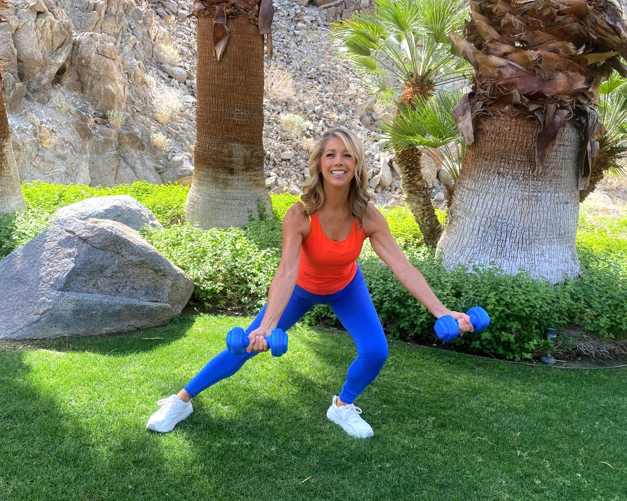 Healthy In a Hurry: Strength Training Stretches