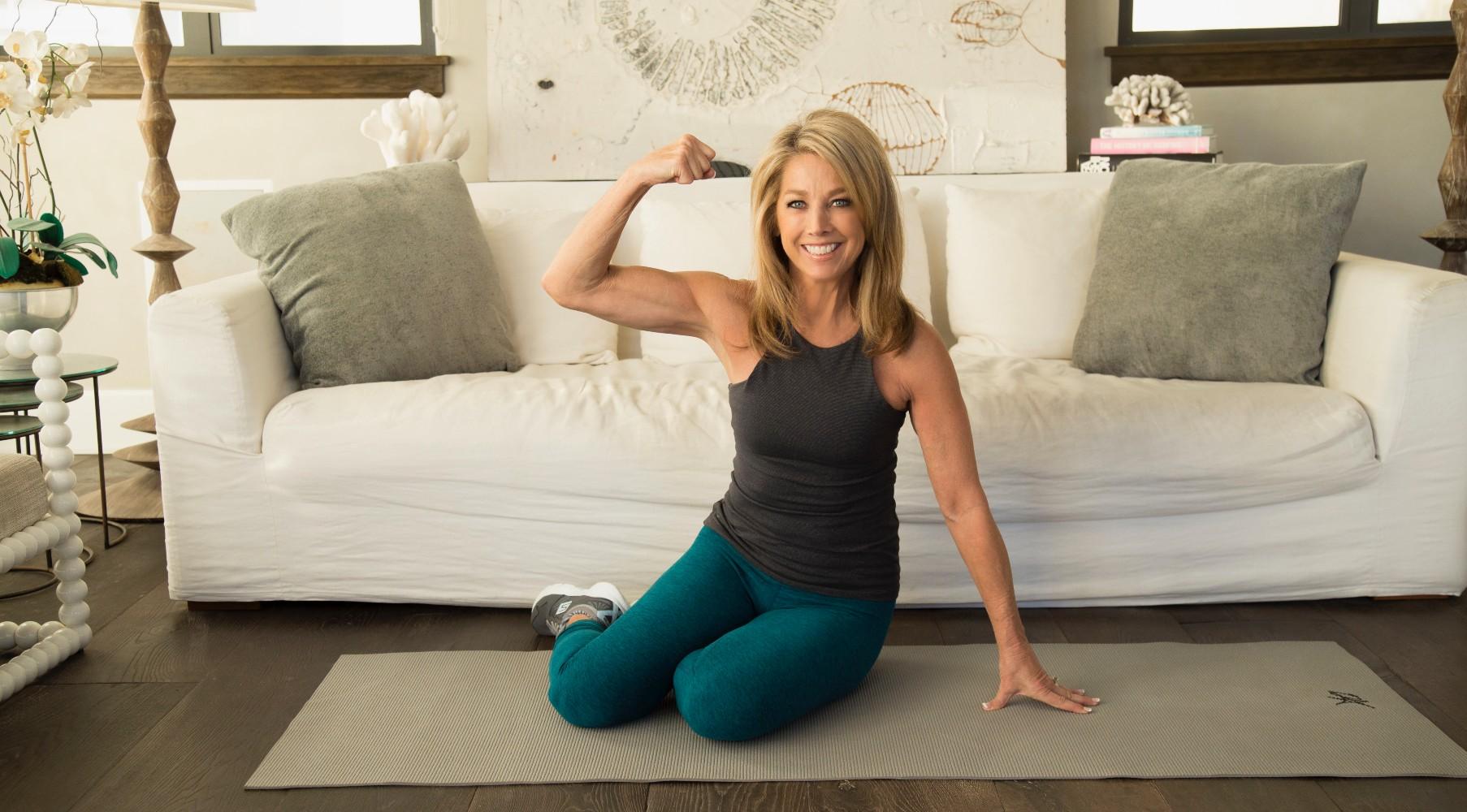 Denise's No-Equipment Daily Dozen Arm Workout!