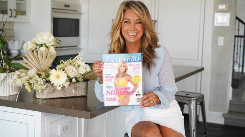 My All New Fit Over 50 Summer Slimmer Magazine Is Here!