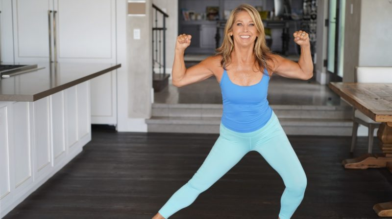 September Fast and Fit Workout