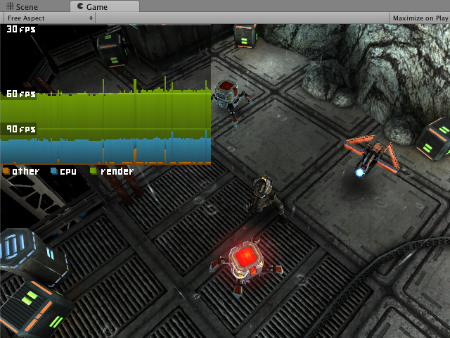 FPS Graph - Performance Analyzer Tool - Unity Forum