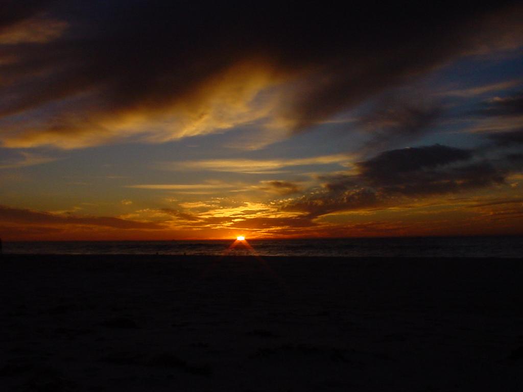 Leighton Beach Sunset