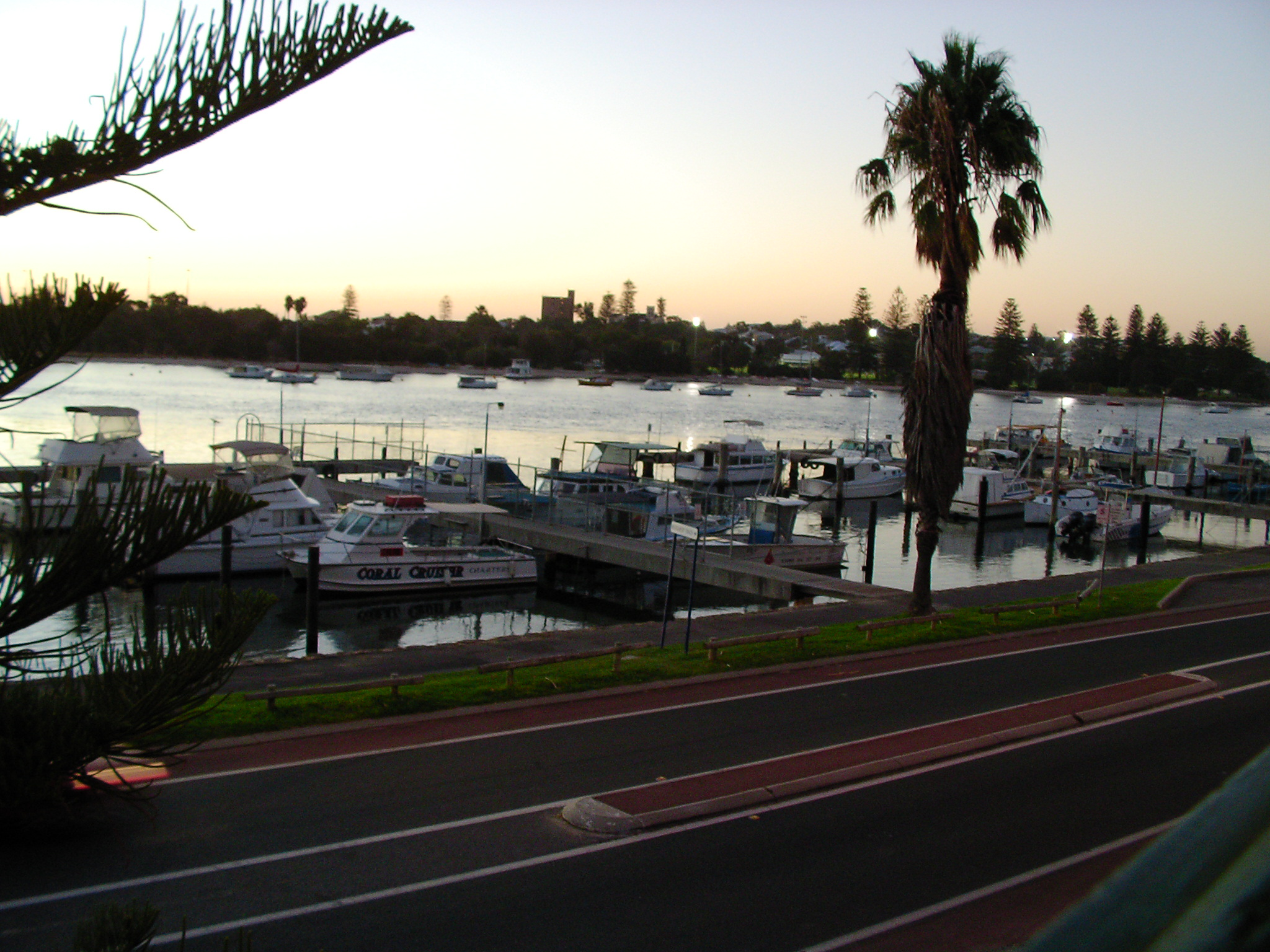 Swan River, Fremantle