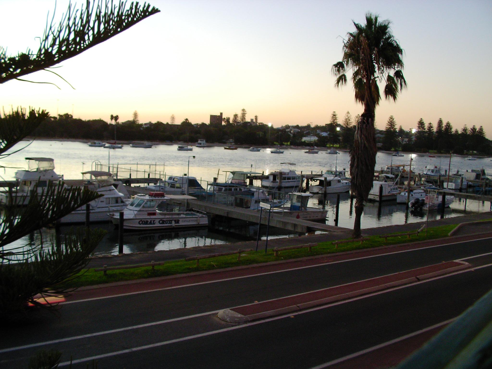 Swan River, Fremantle