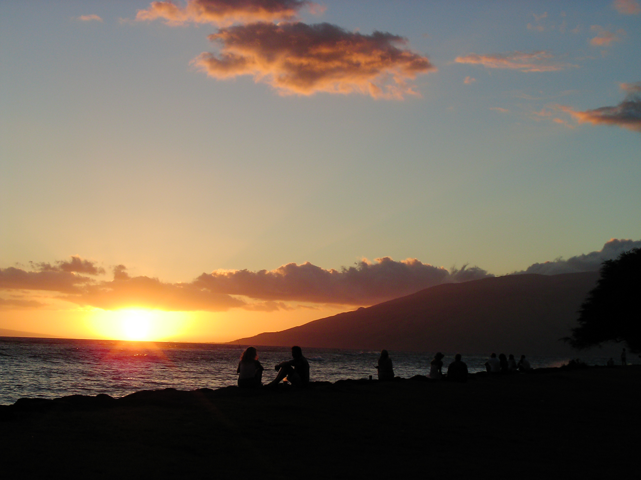 More Amazing Sunsets from Maui