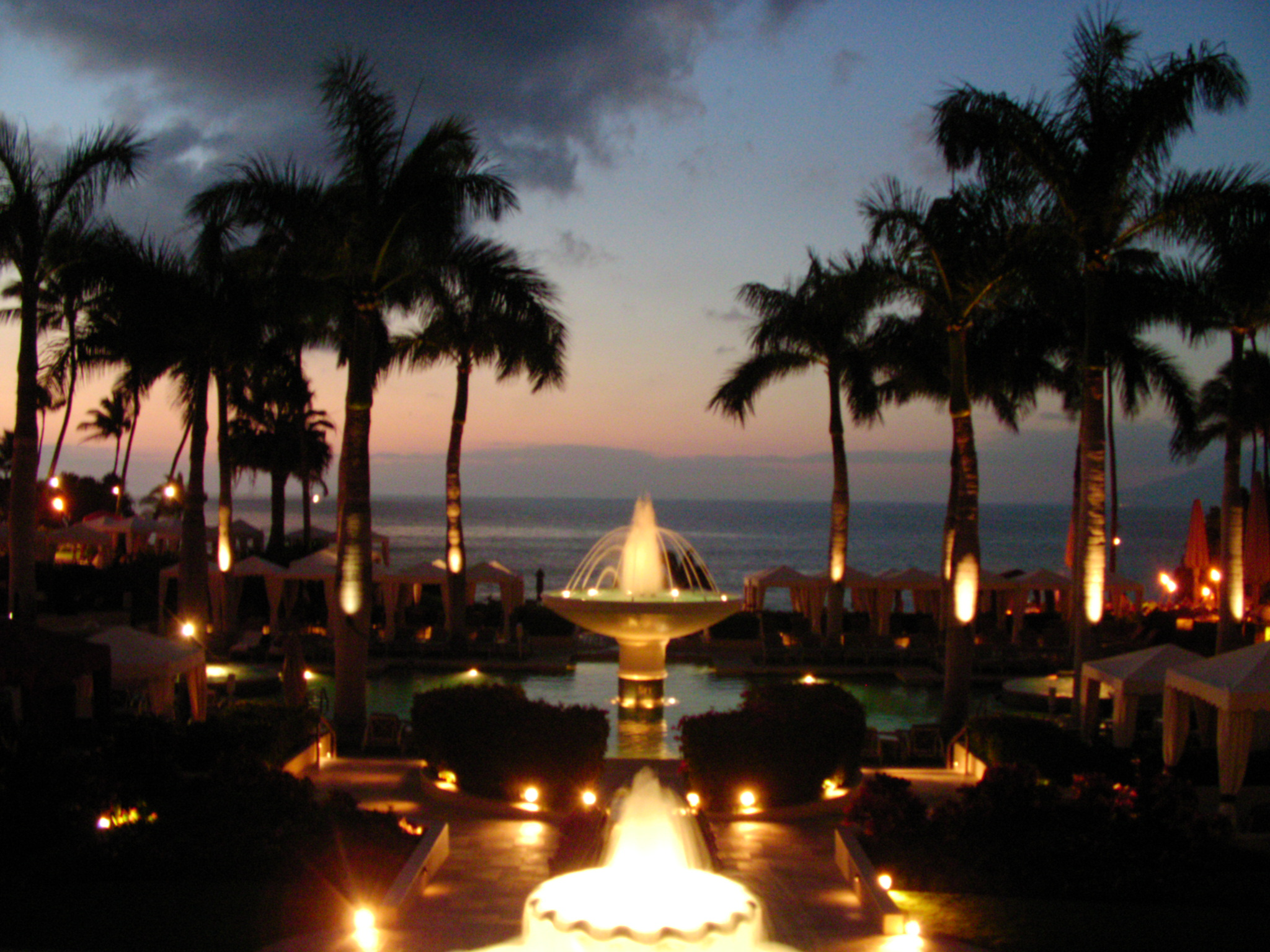 The Four Seasons in Maui