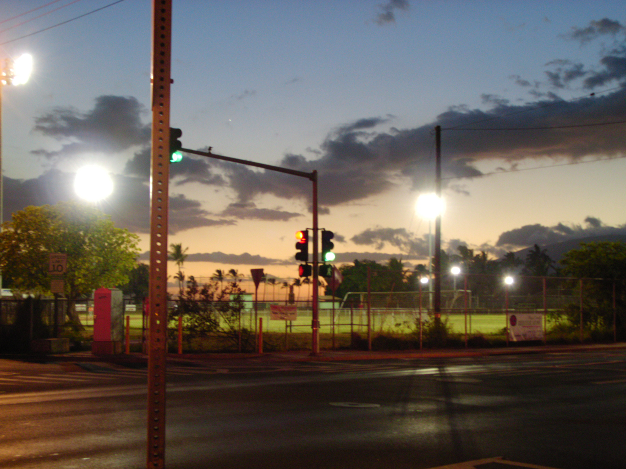 Kihei Baseball Field from LAB