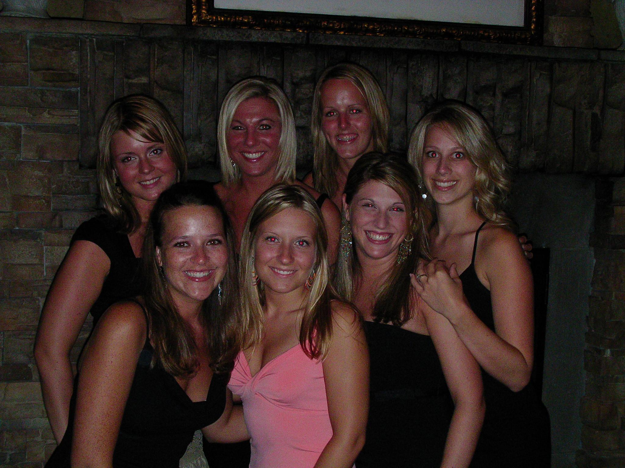 The Ladies of the Wedding