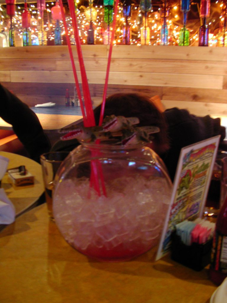 Razoo's Fishbowl... The Big One
