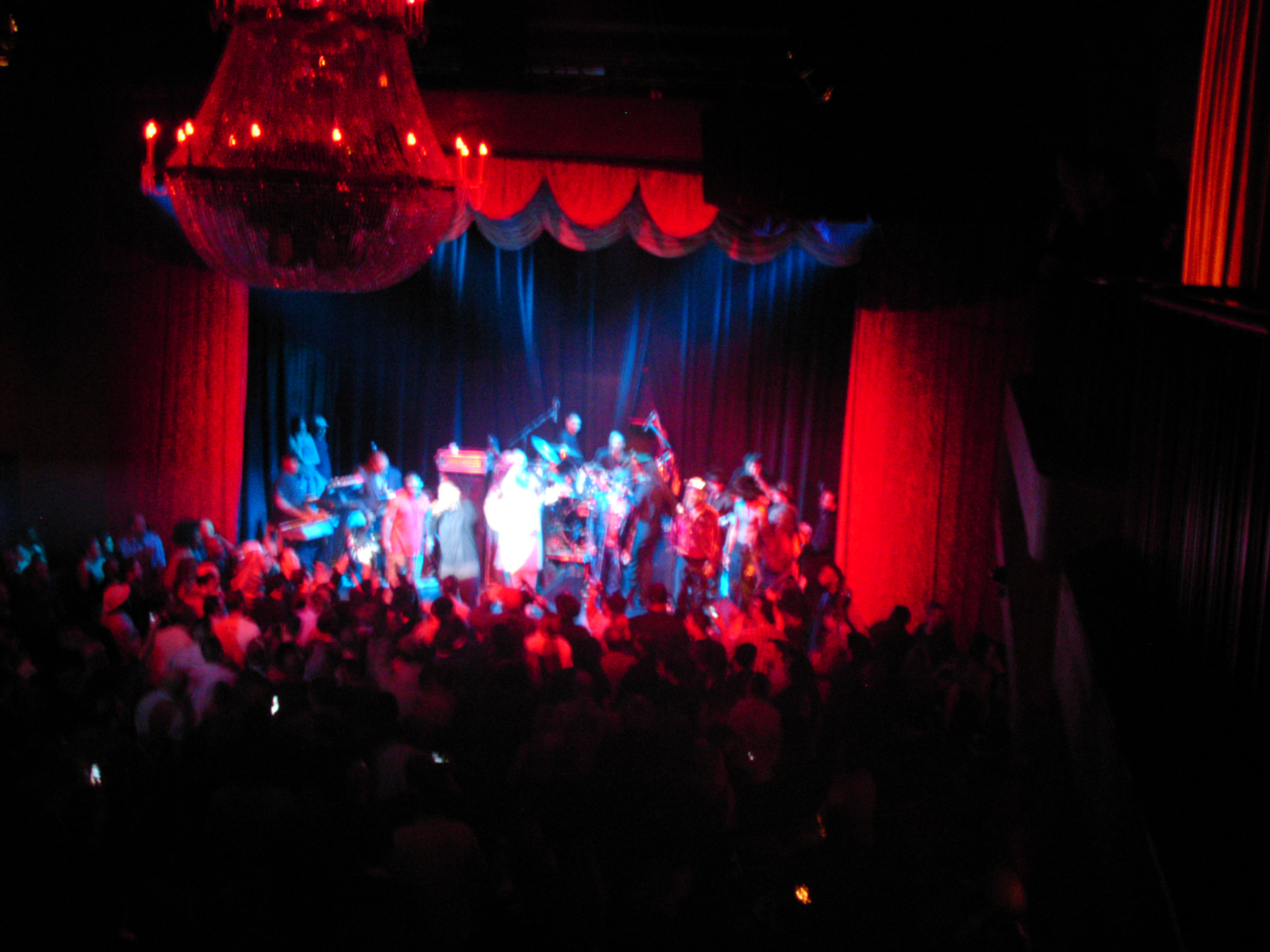 George Clinton & P-Funk @ Player's Ball