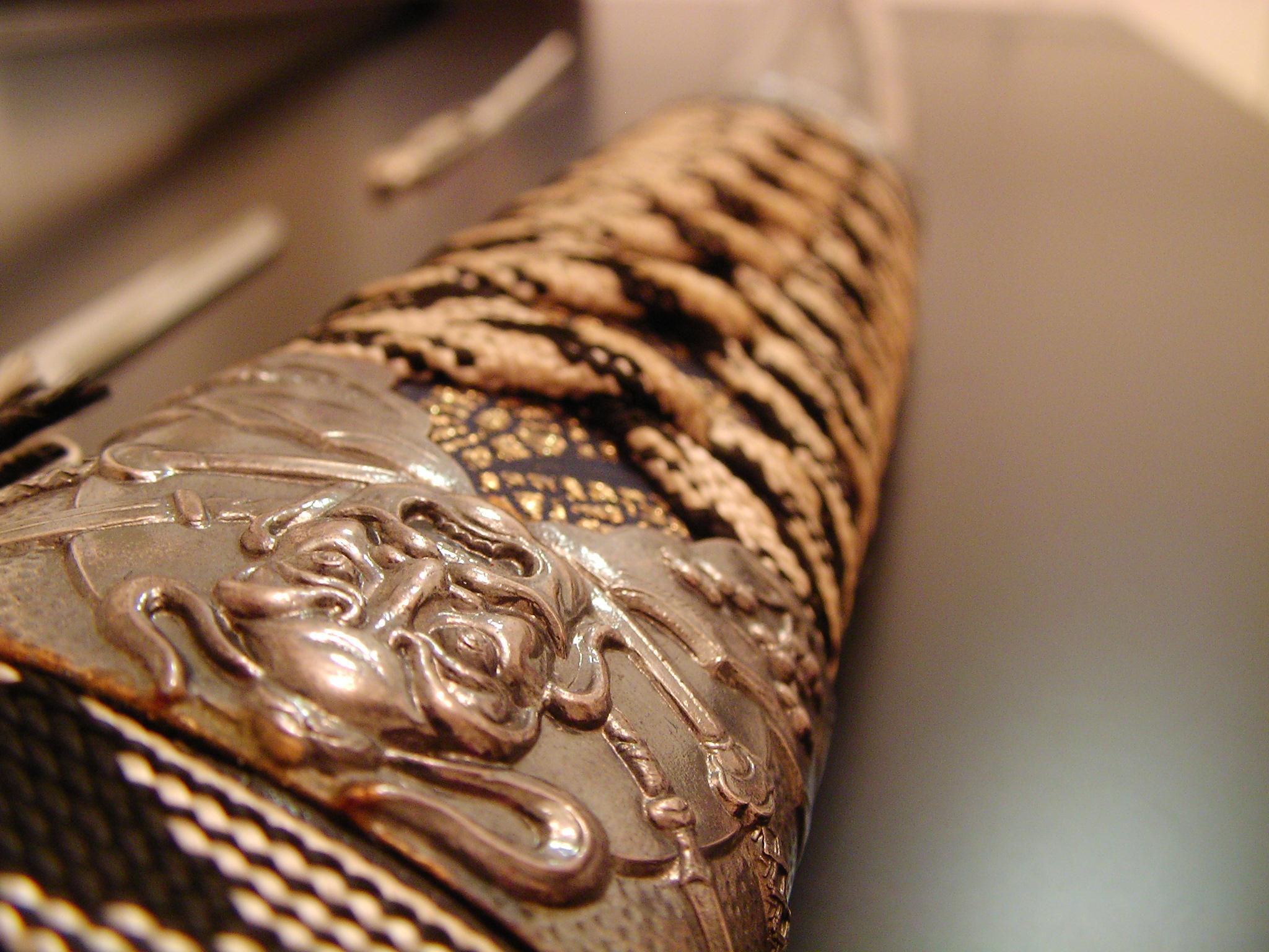 Sword Detail Macro
