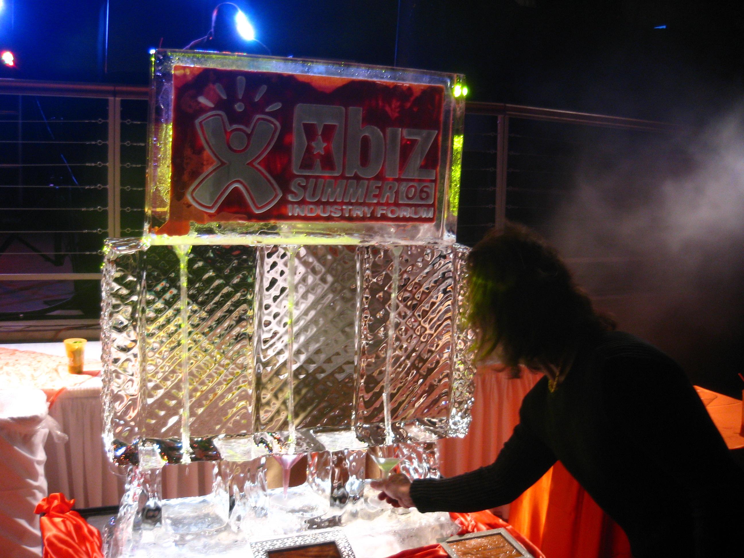 XBiz Ice Bar