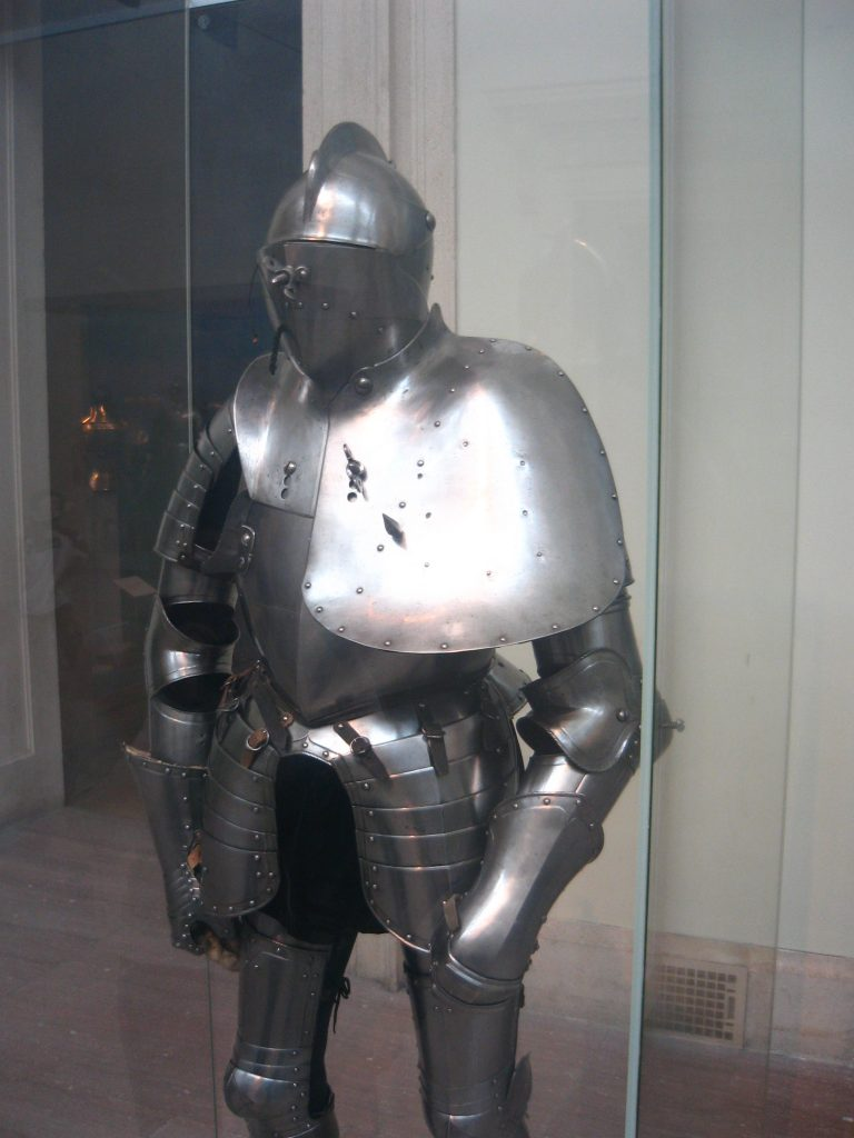 Screwy Armor