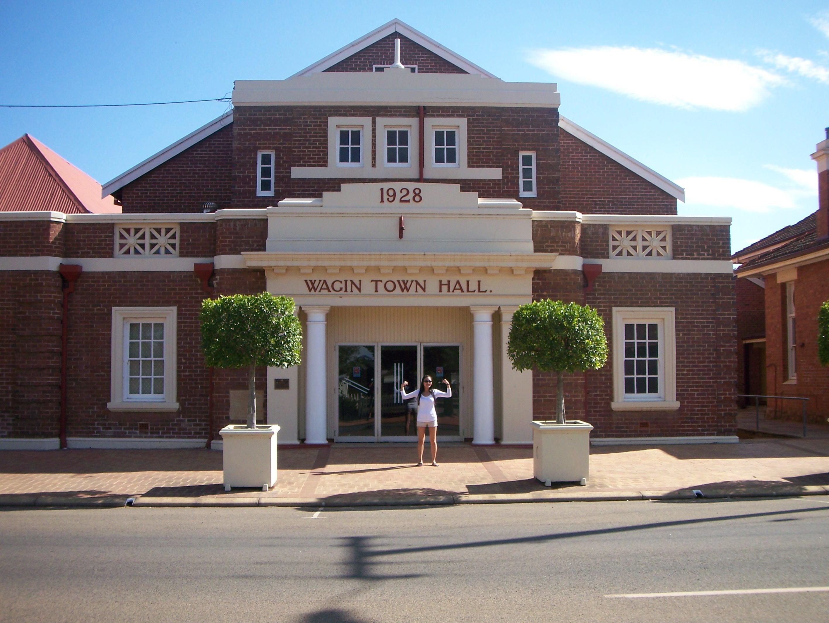 Wagin Town Hall