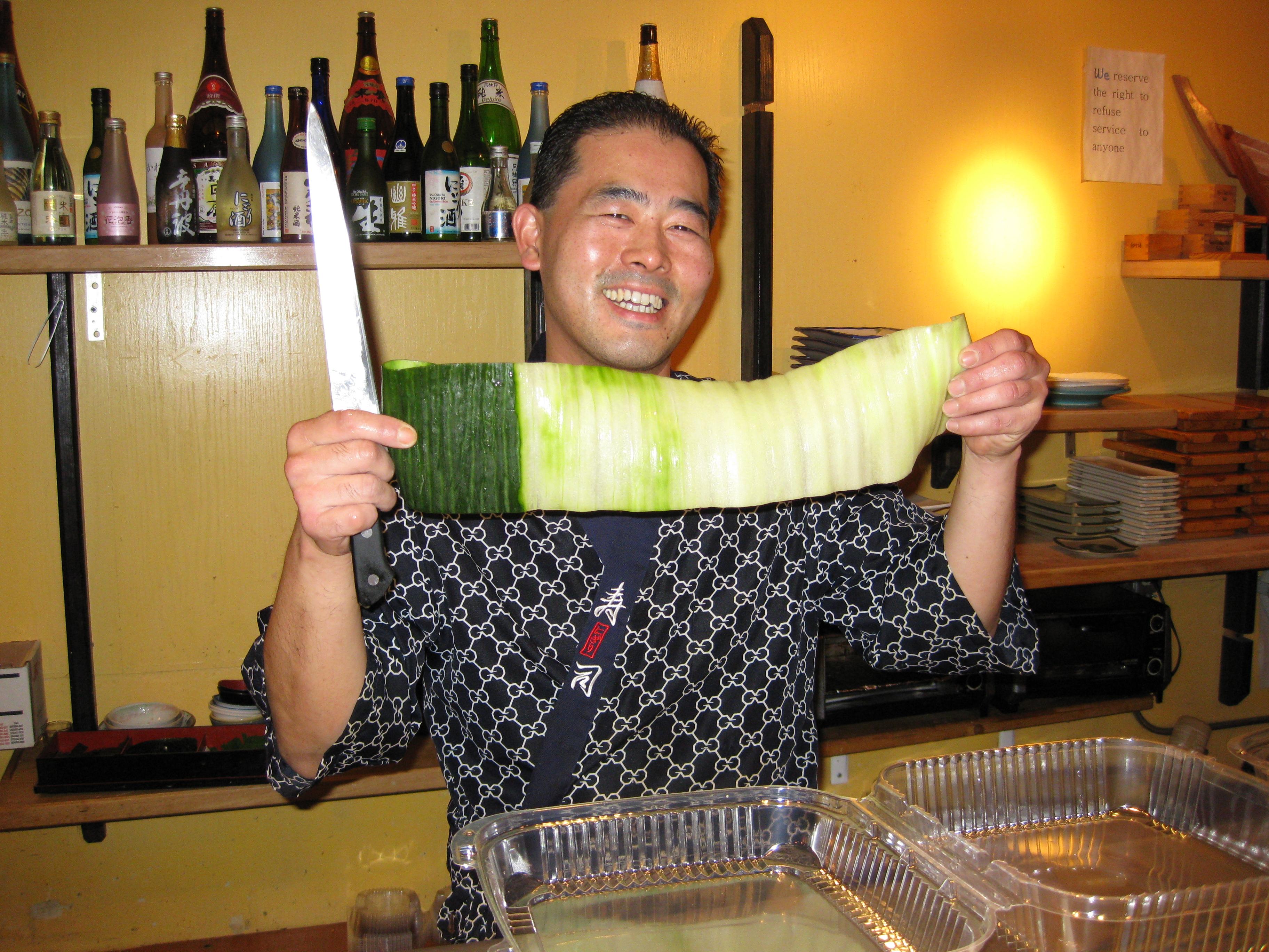 Will, @ Nara Sushi