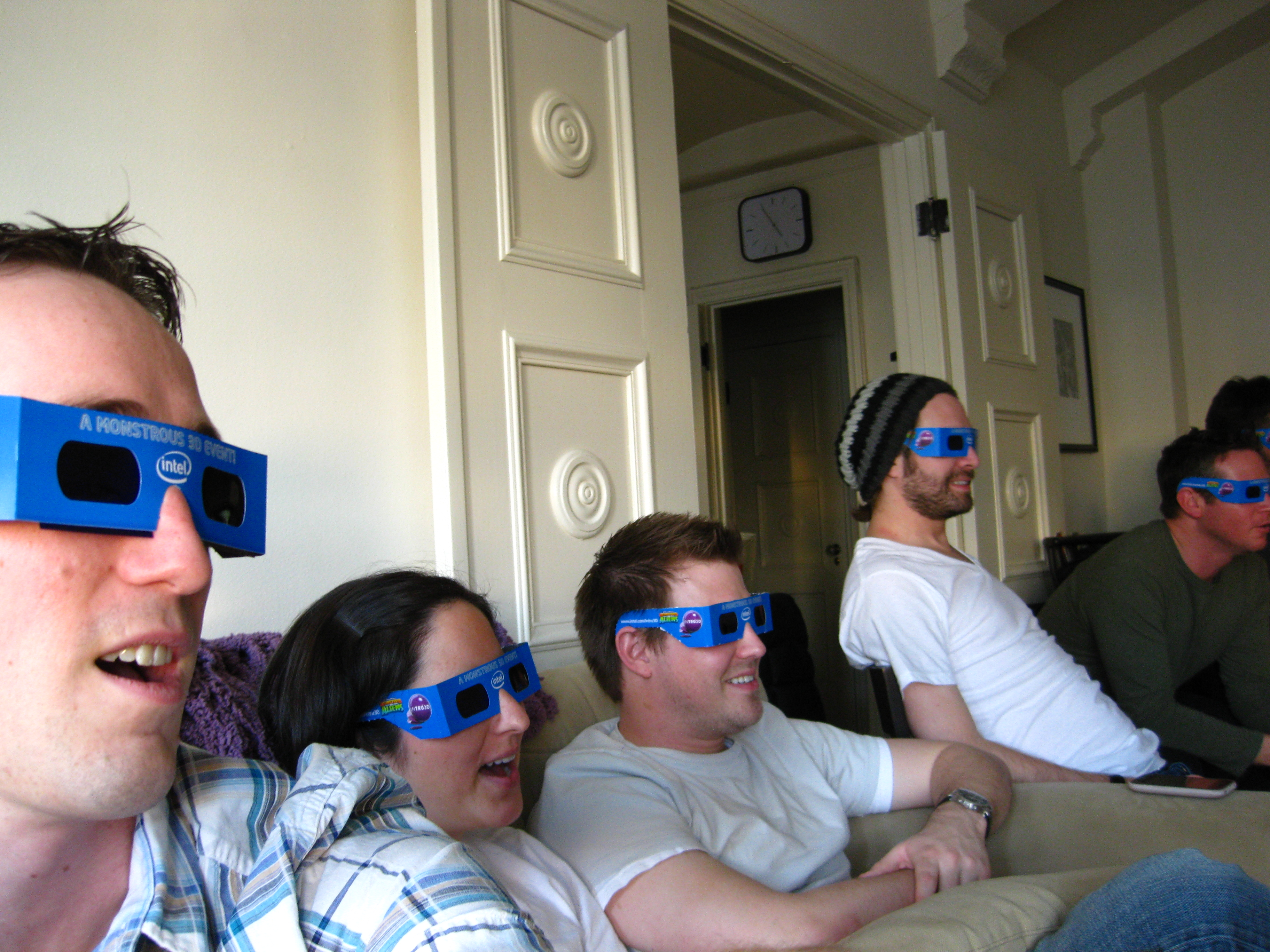 SuperBowl 3D Dorks