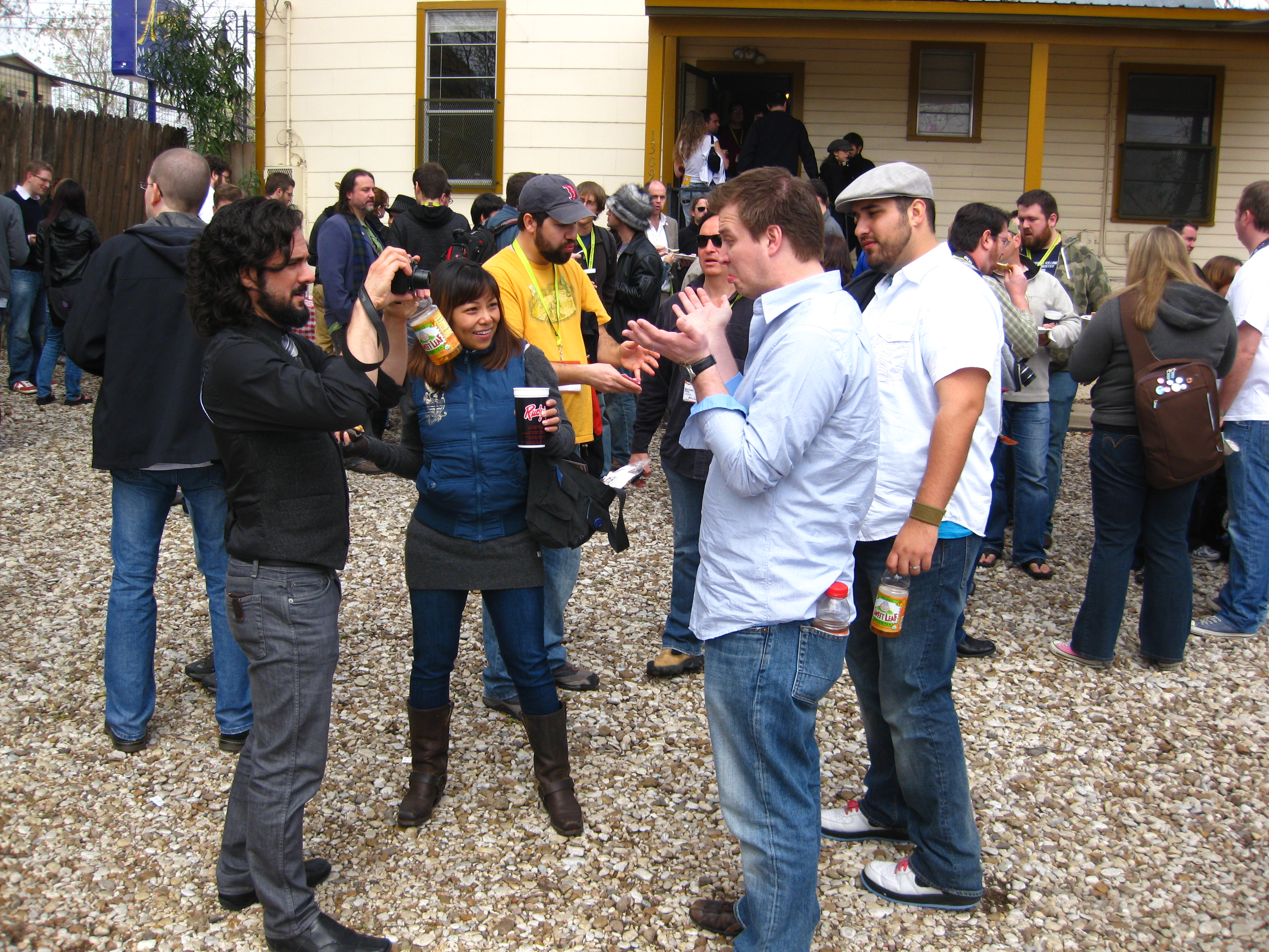 SxSW (Austin, TX) 2009