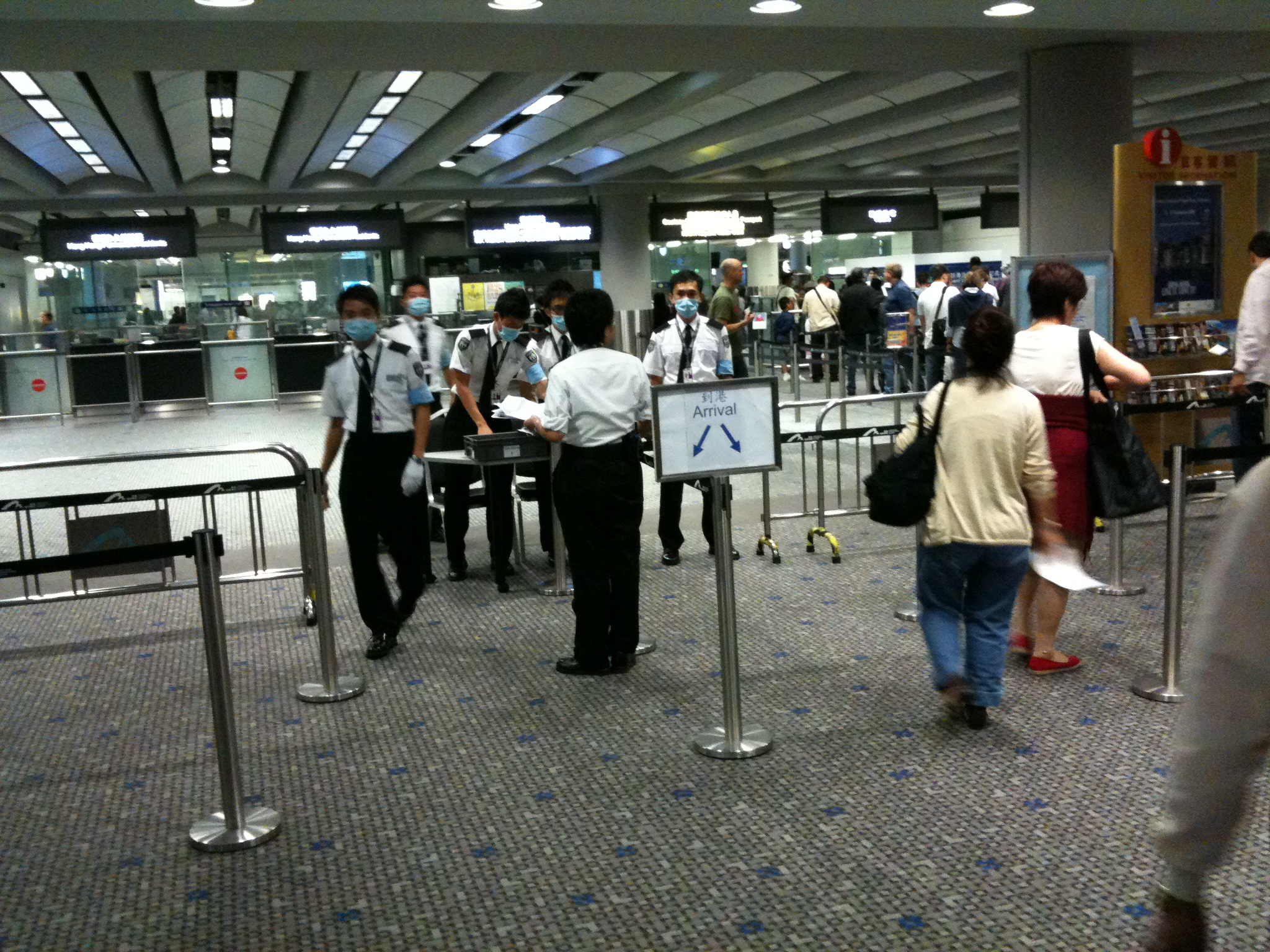 Hong Kong Health Checkpoint