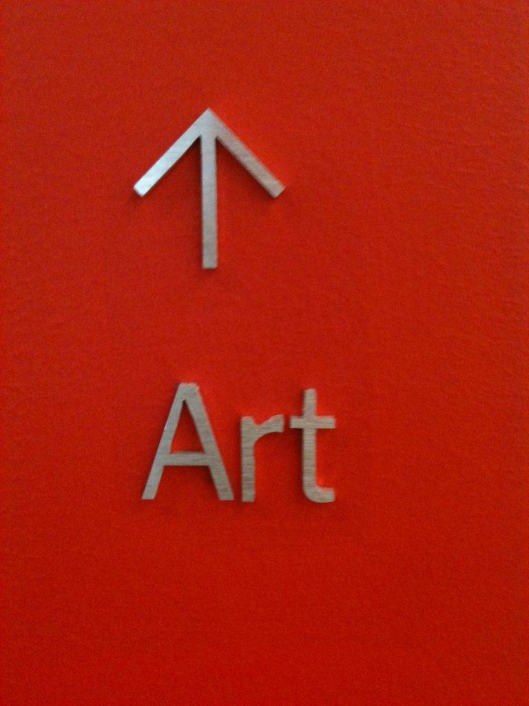 Art, Up