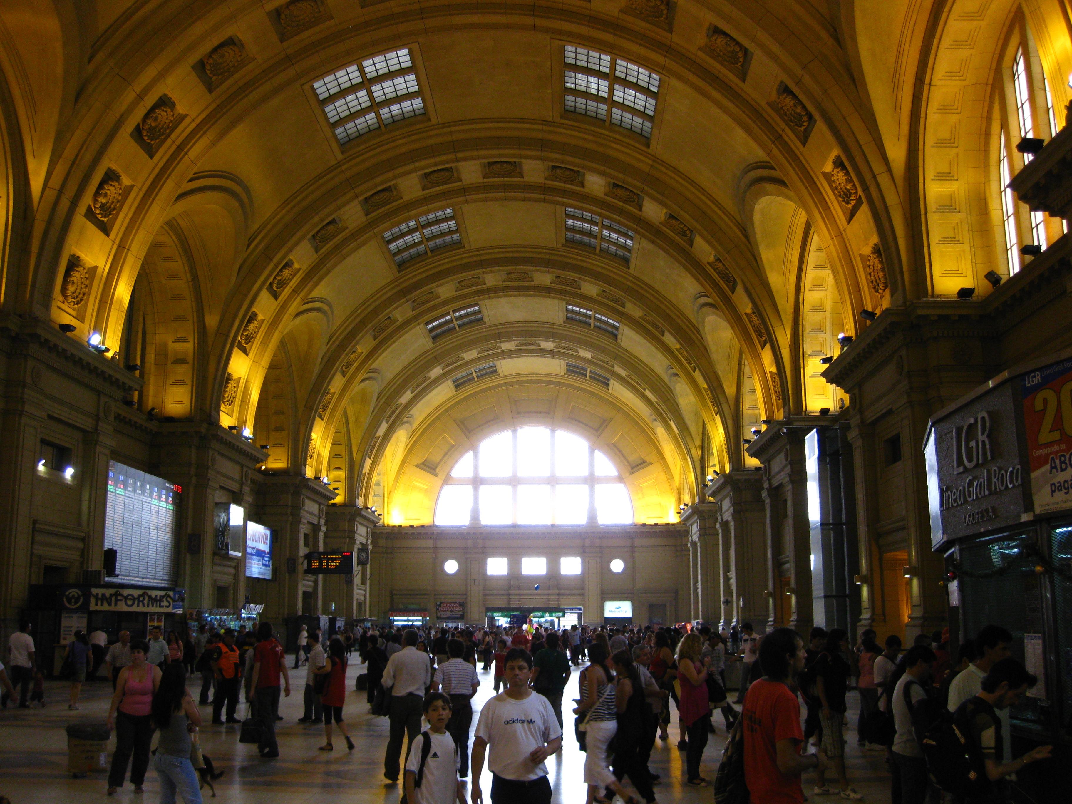 Estación Constitución, Buenos Aires