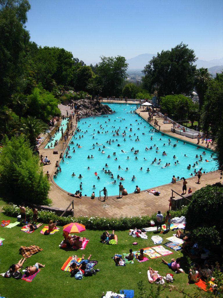 Pool in San Cristobal Park