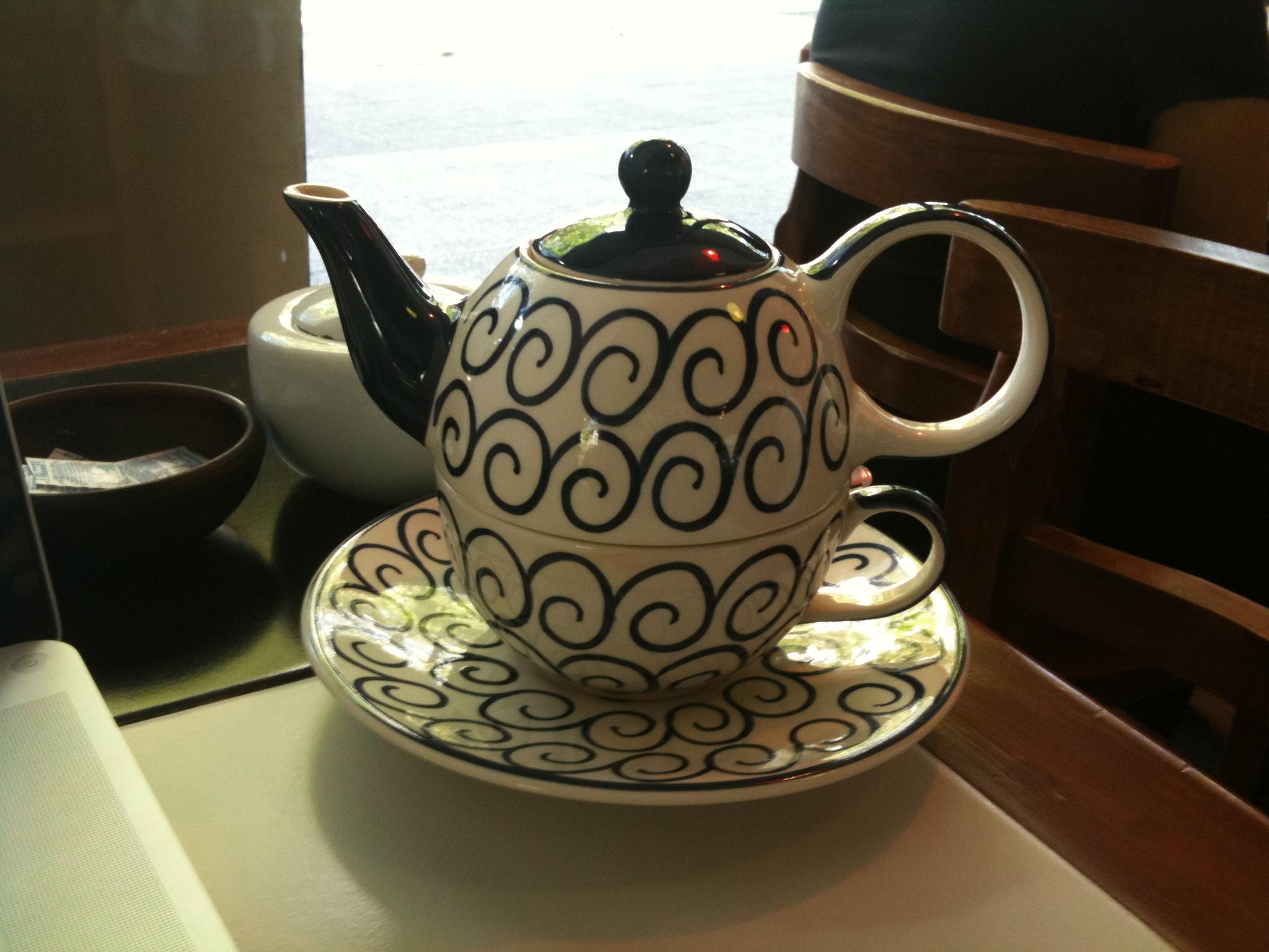 Tea Pot/Cup