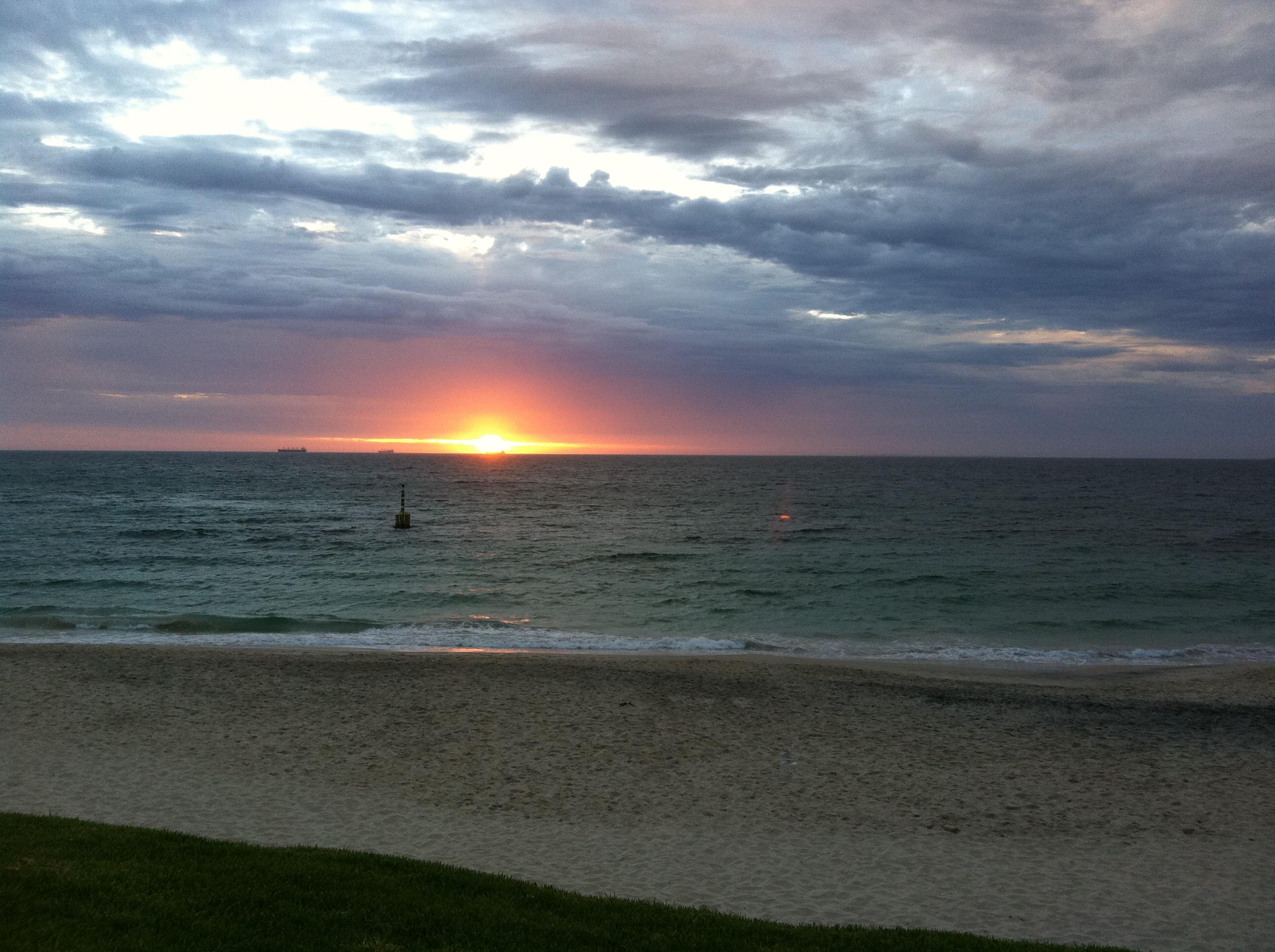Cott Sunset