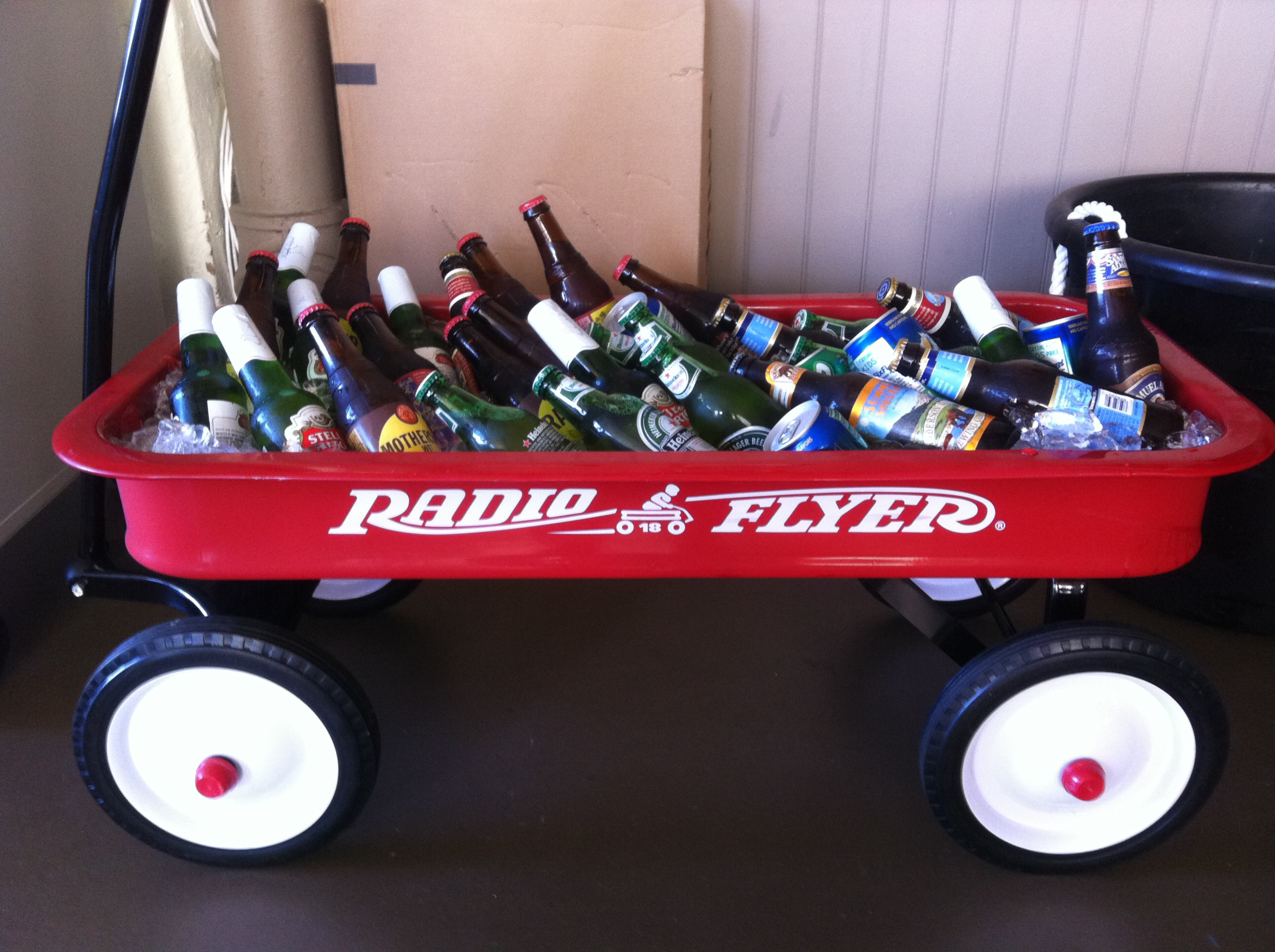 Beer Wagon