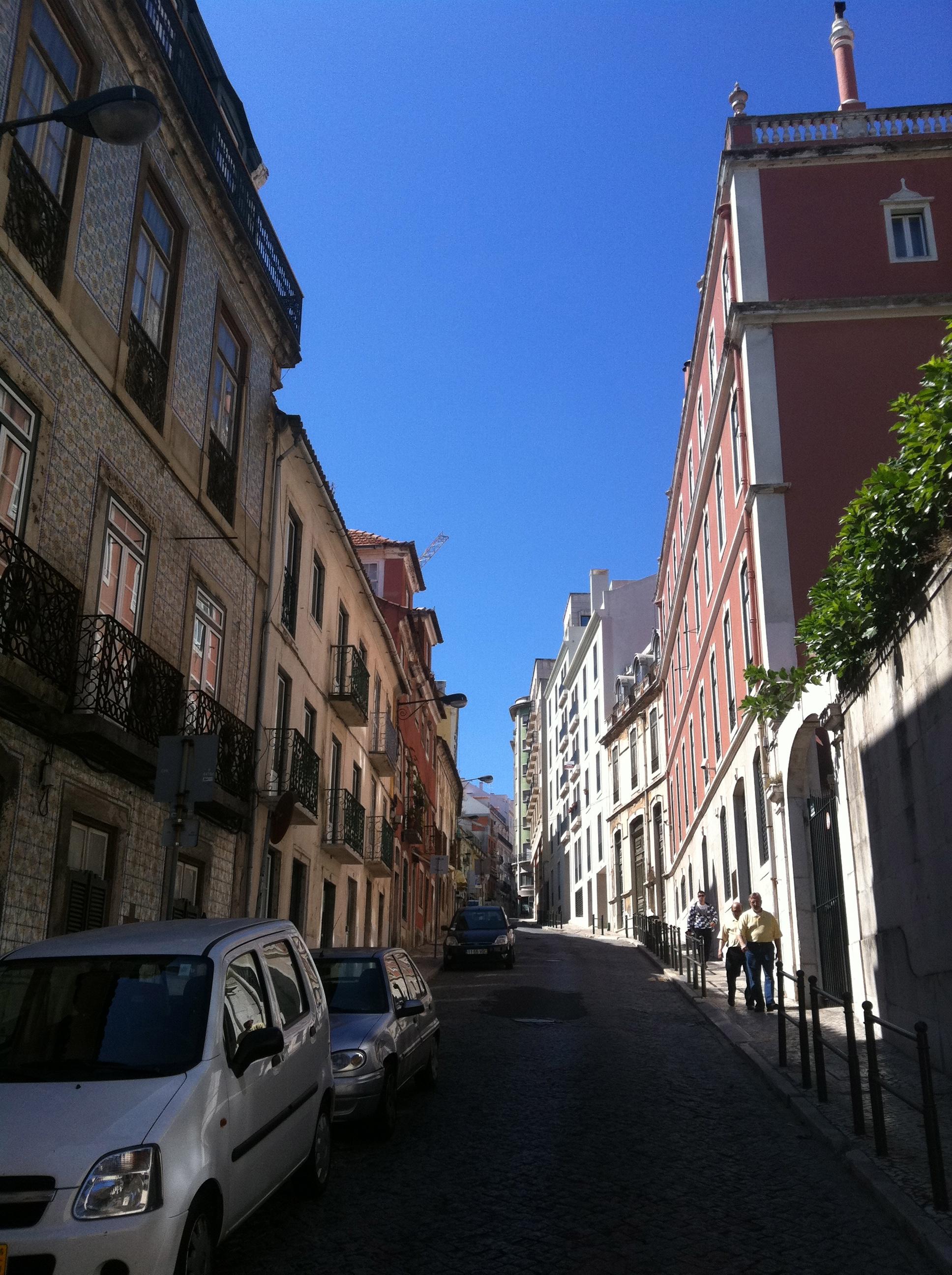 Team Social in Lisbon