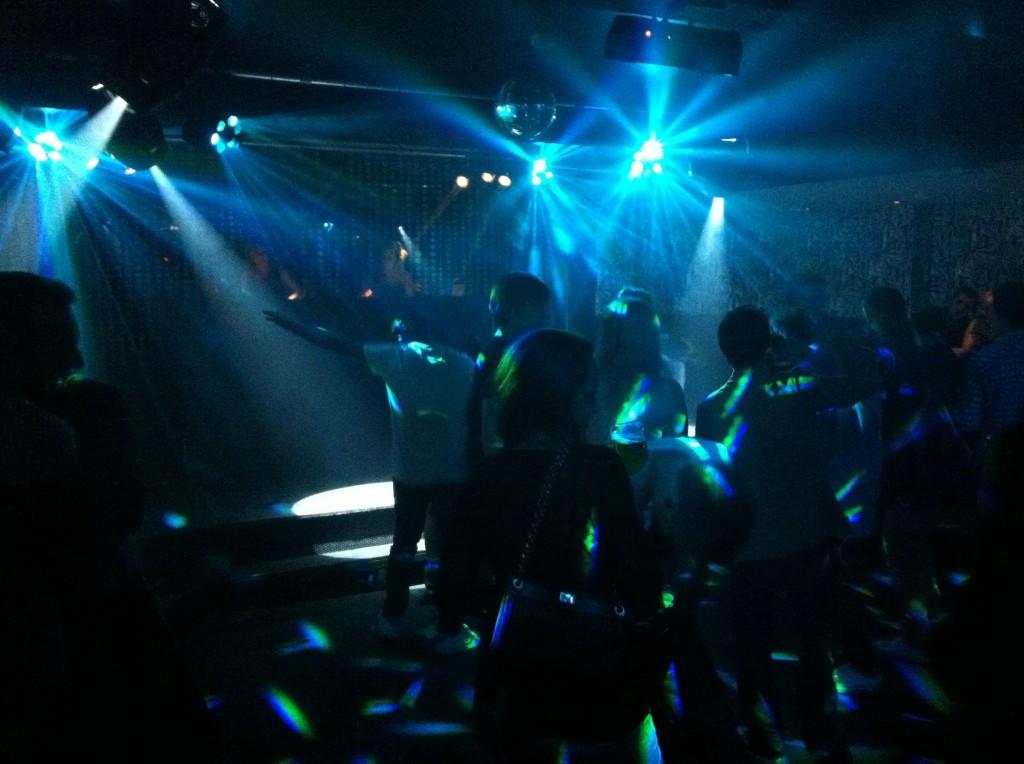 "Nightclub in Oslo - ""ish"""