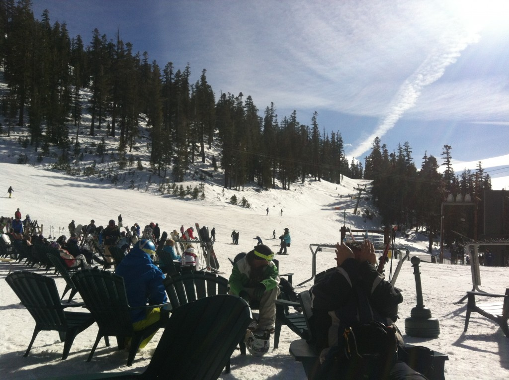 Amazing Day on the Slopes