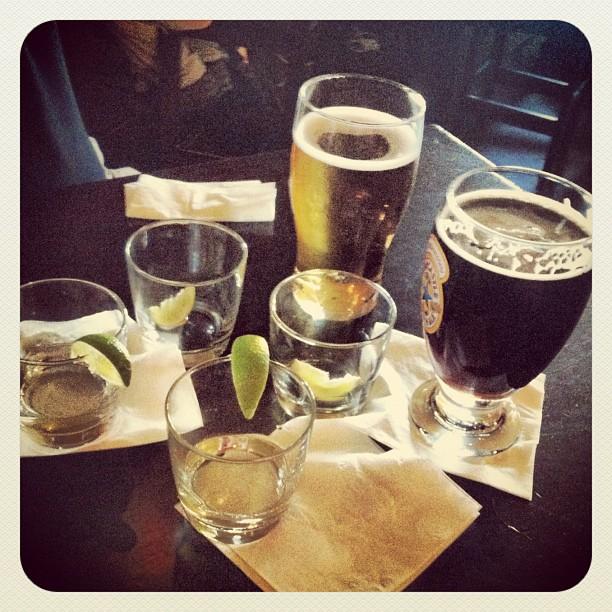Checked in at Tigin Irish Pub