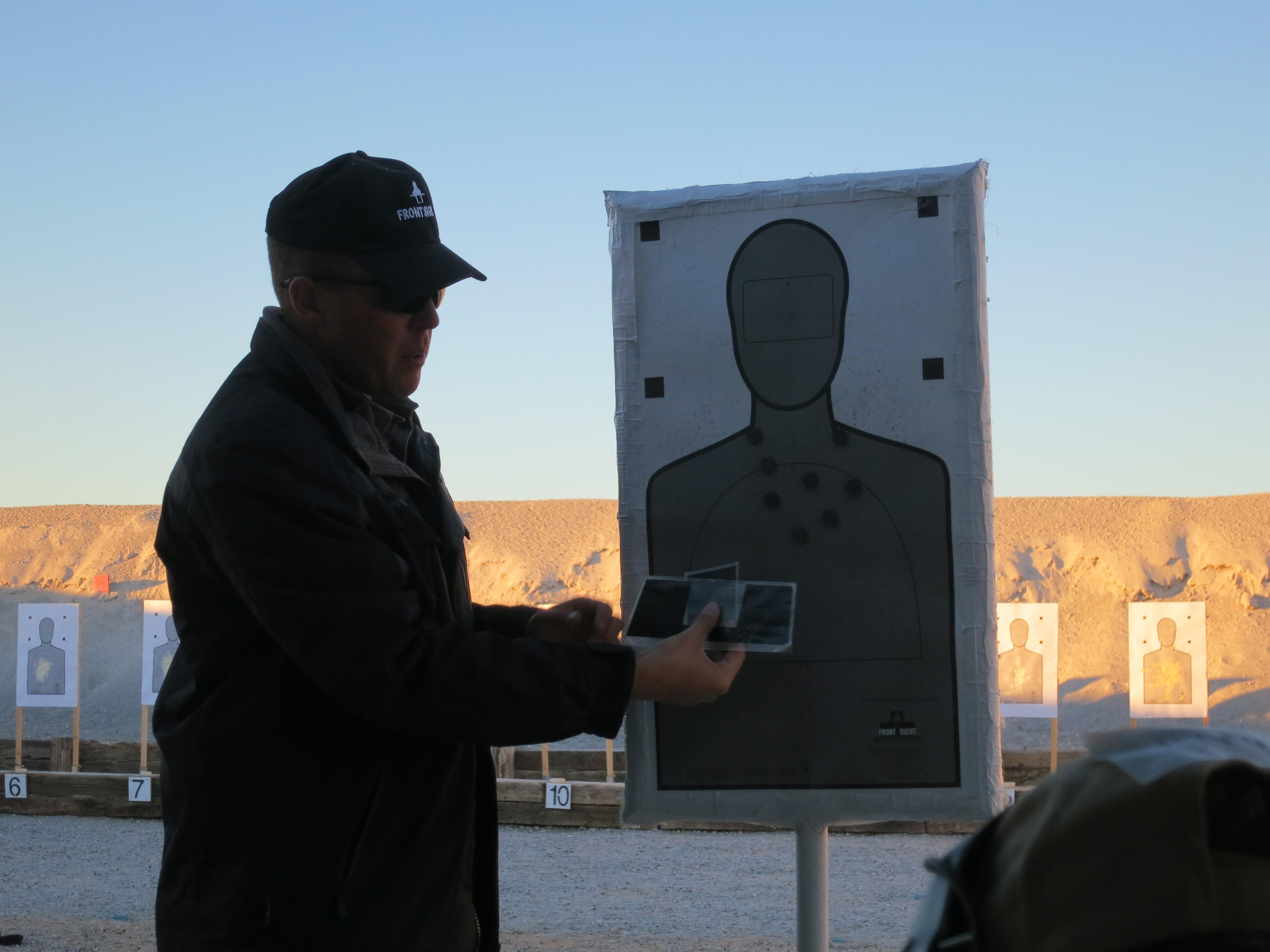 Frontsight Handgun Training