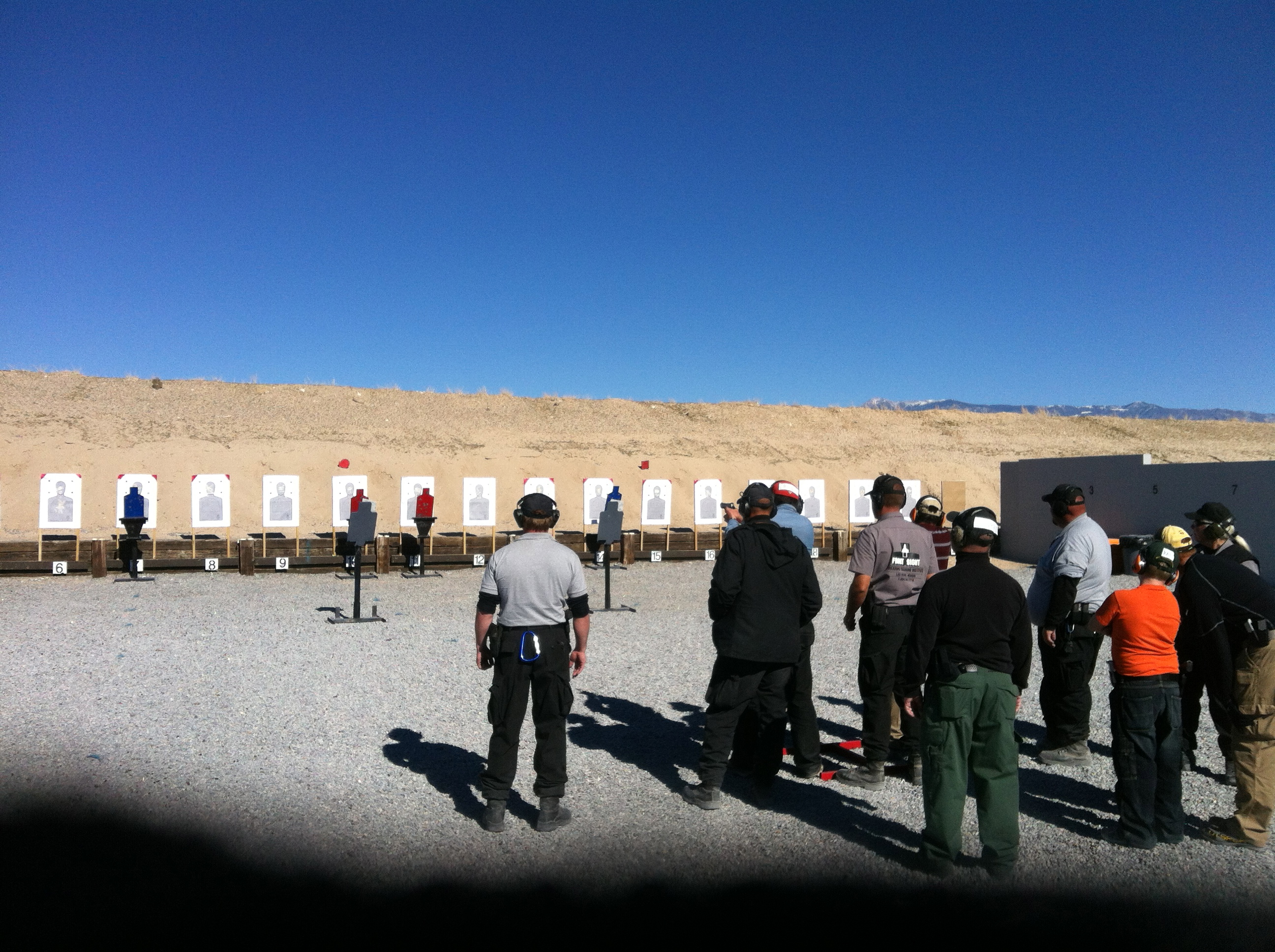 Frontsight Handgun Training