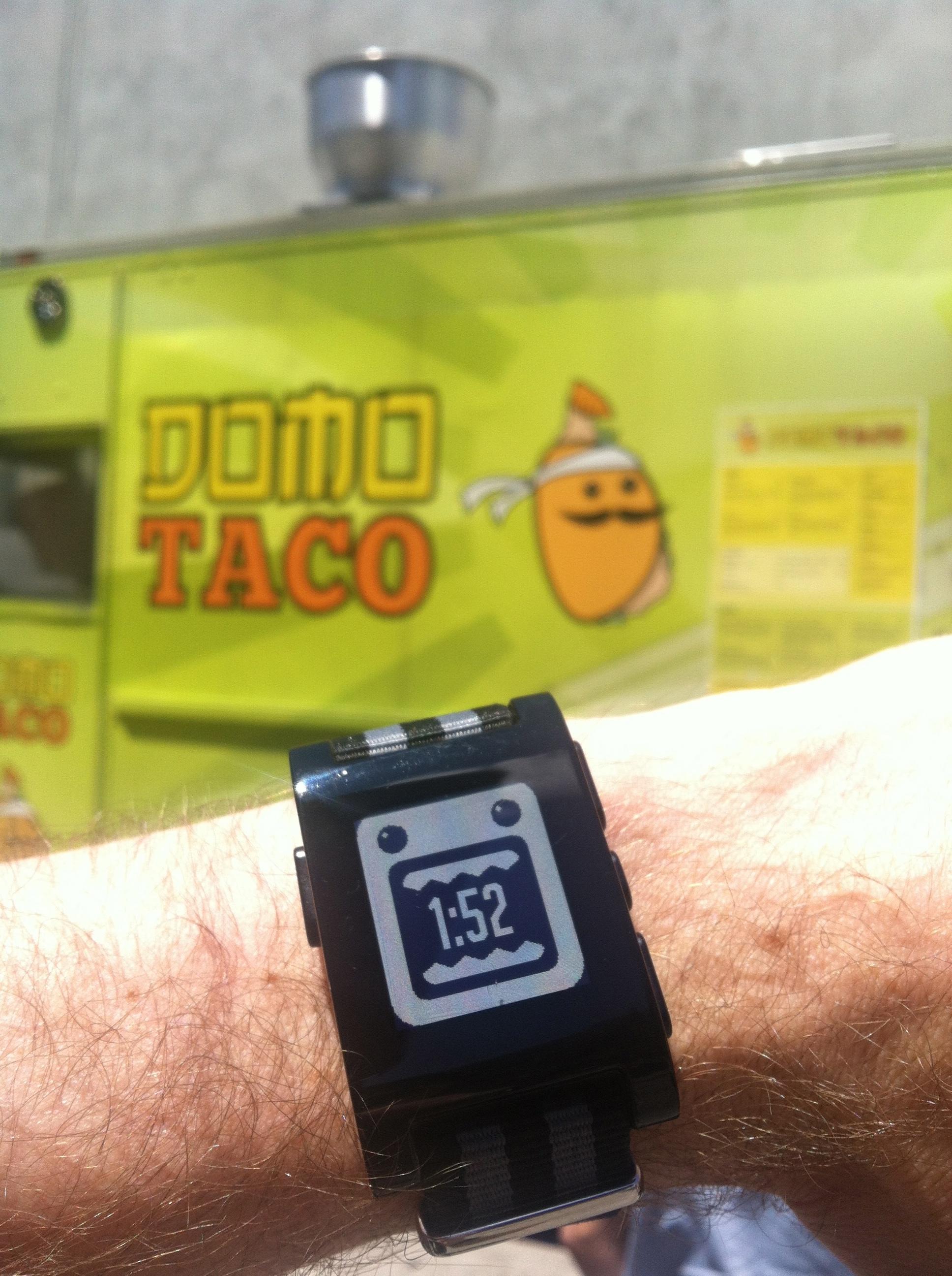 Domo Taco, Domo Pebble