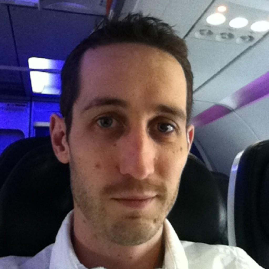 I'm on a plane