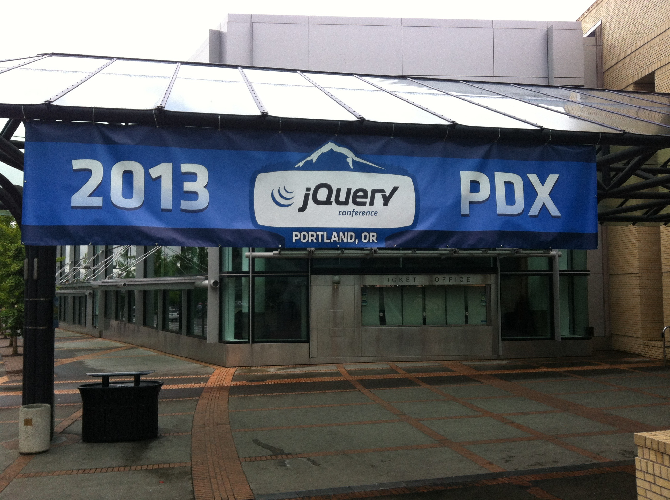 jQuery Conf 2013