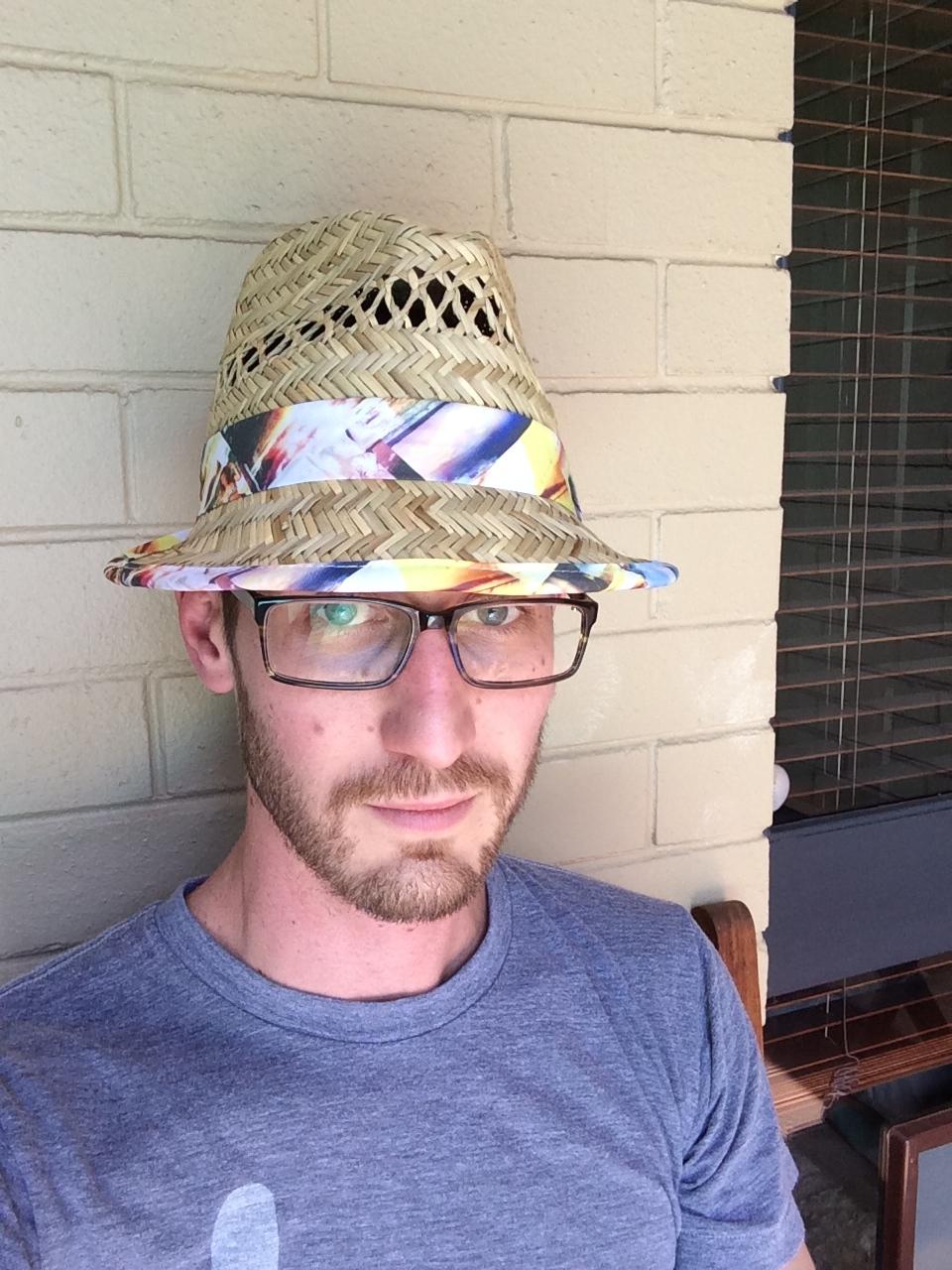 I got a hat