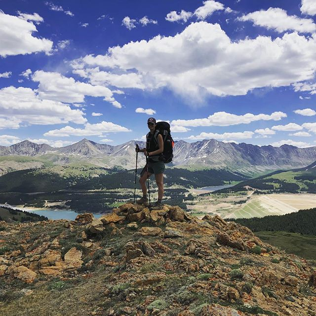 Top of the world. #fjallravenclassicusa