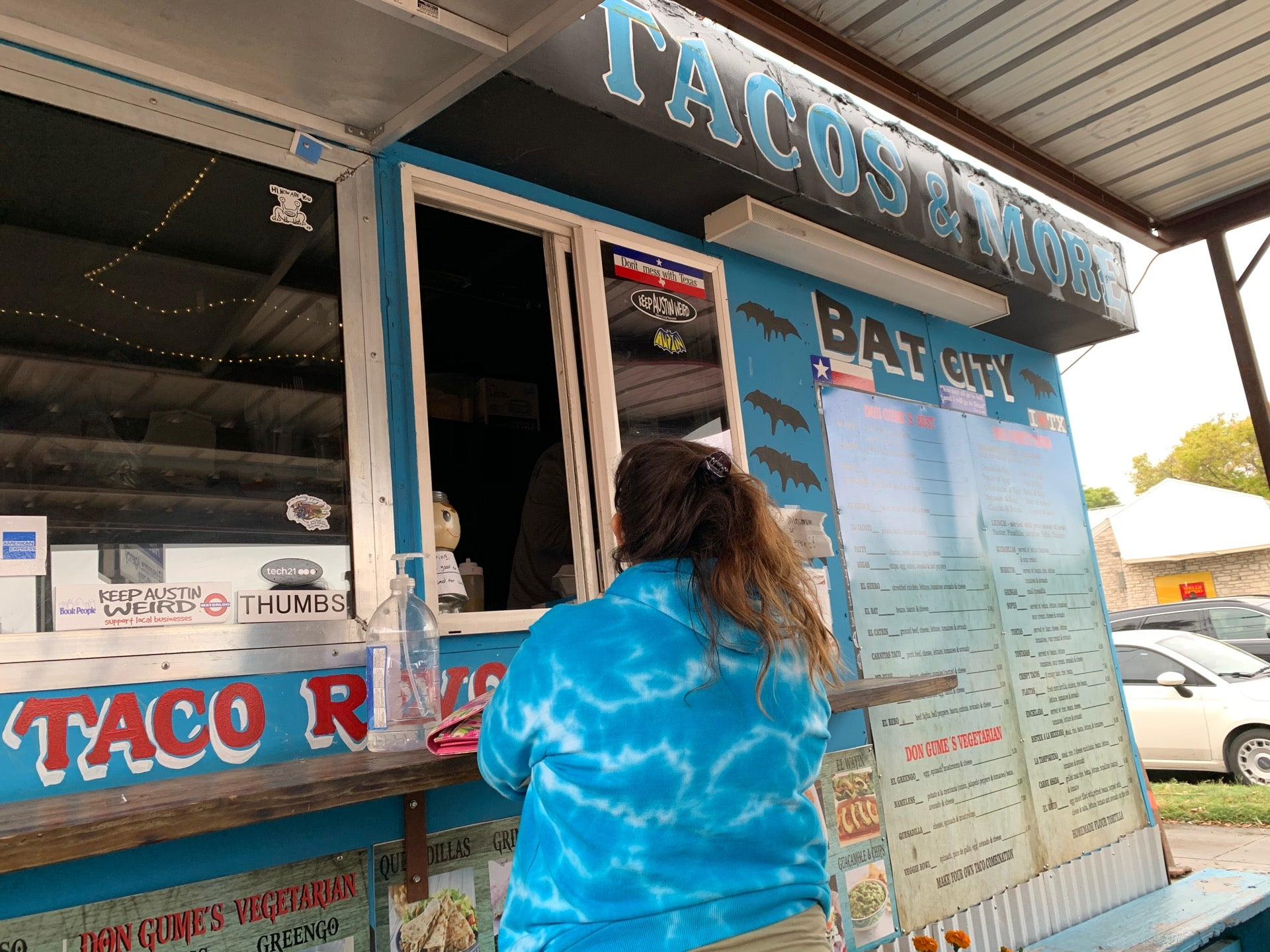 Checked in at Don Gume's Tacos & More