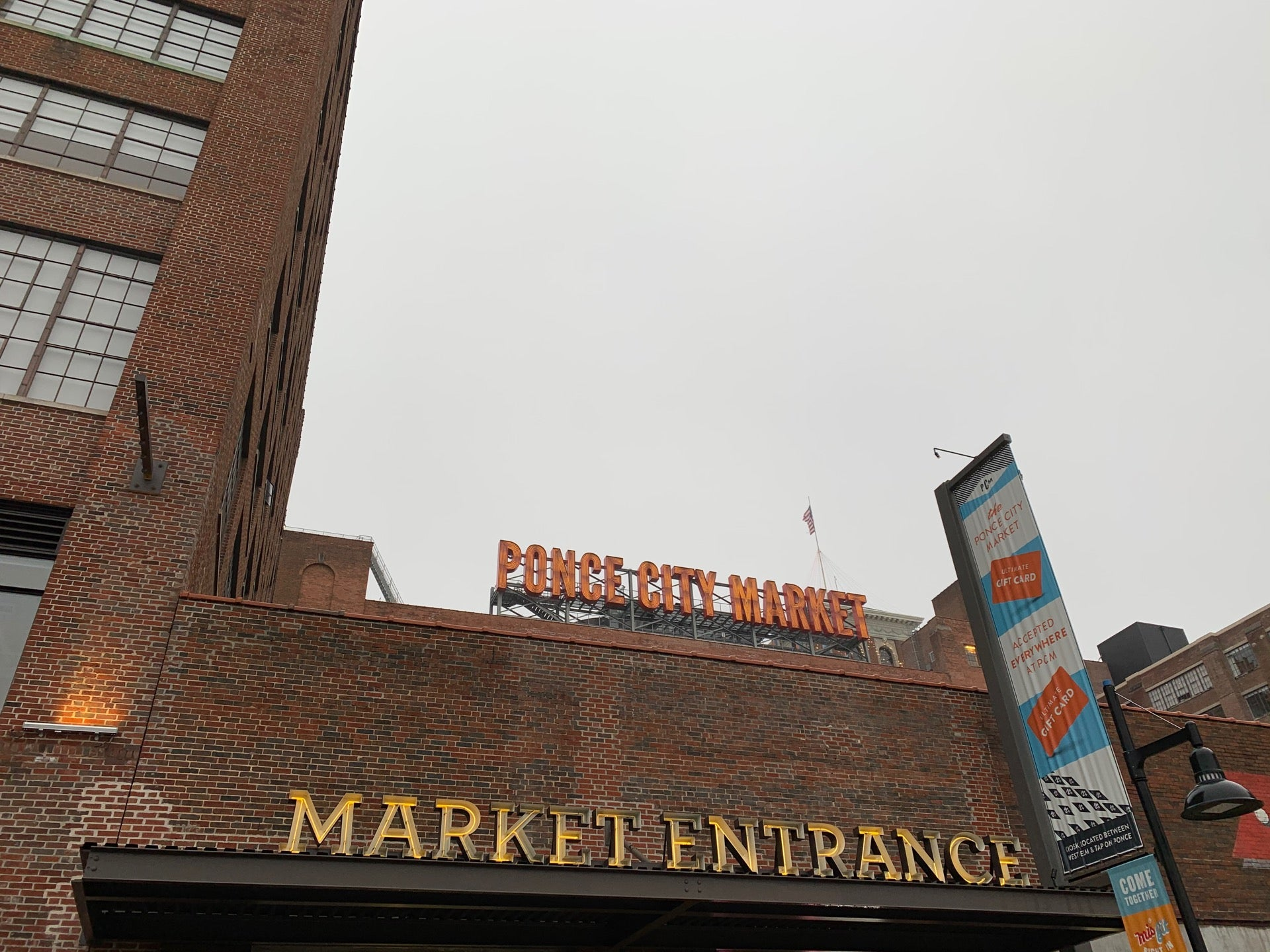 Checked in at Ponce City Market