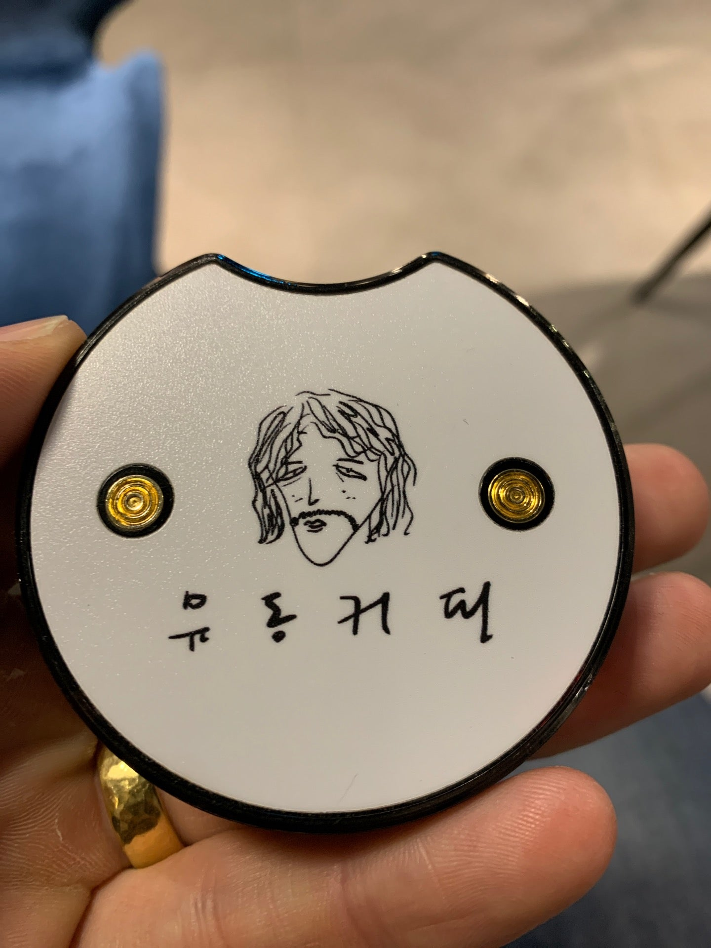 Checked in at 유동커피남포점