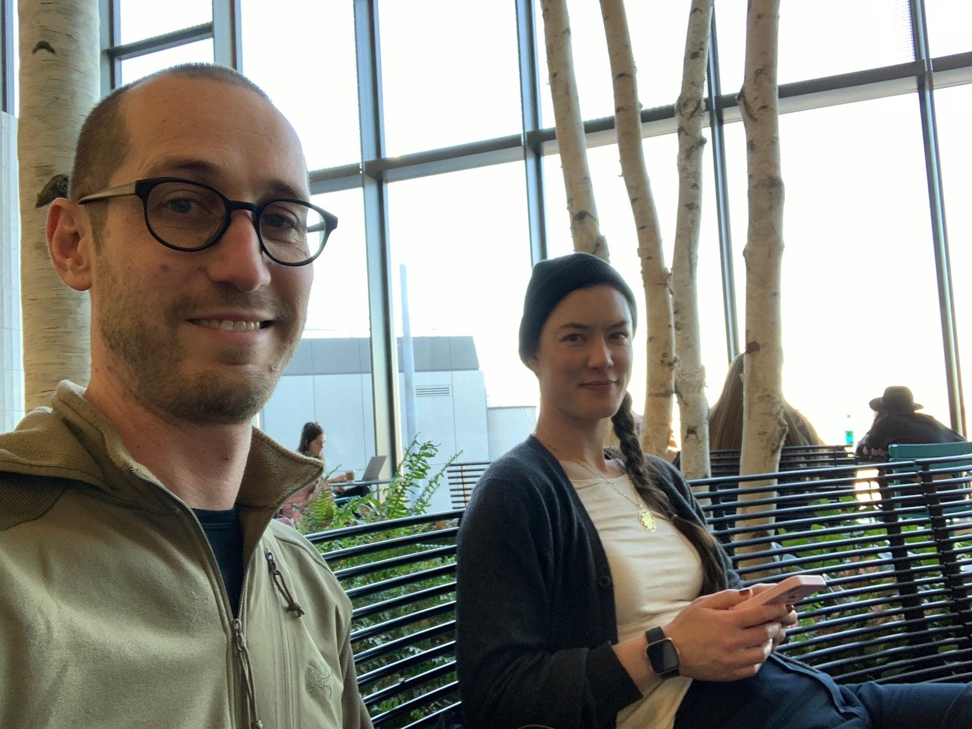 Checked in at LaGuardia Airport (LGA)