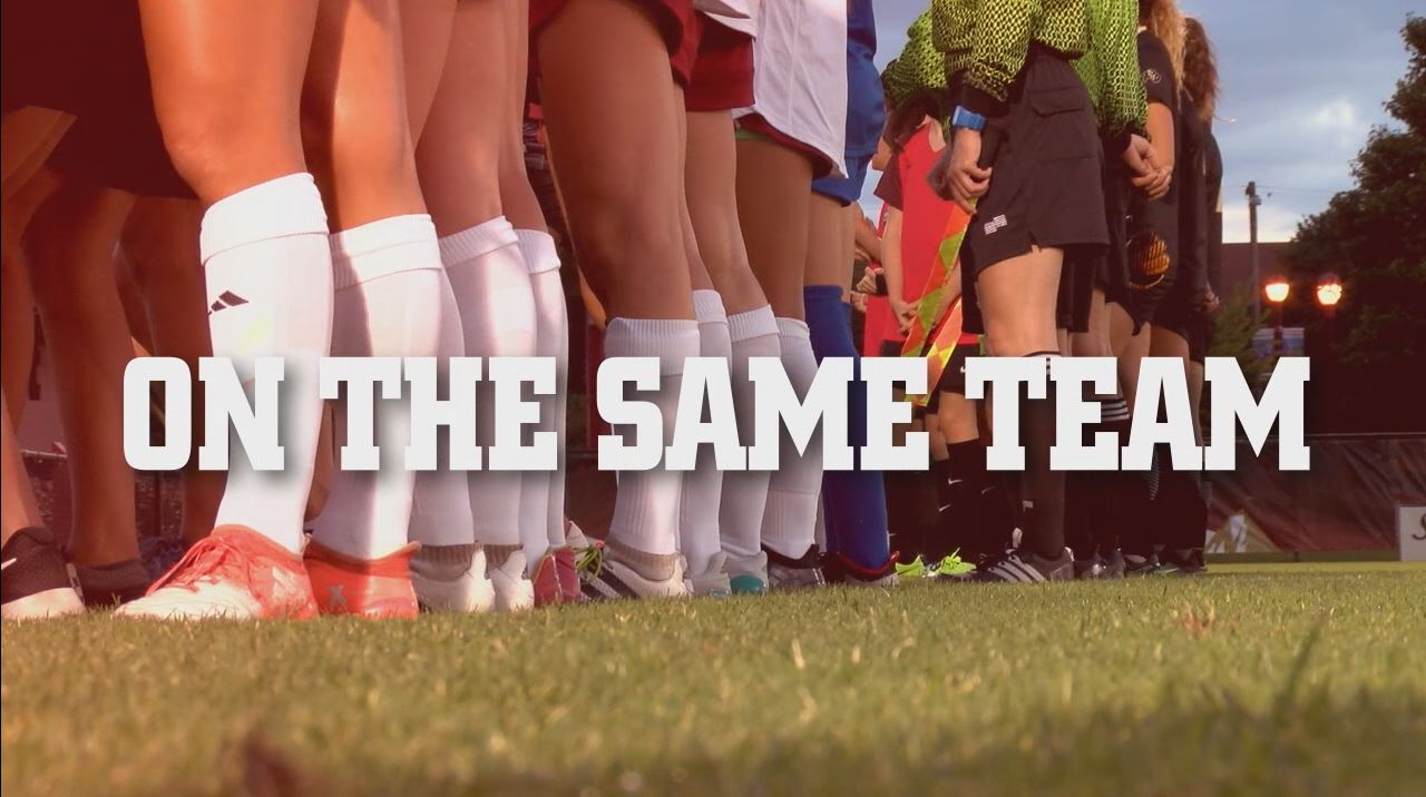 Denver Women's Soccer: On The Same Team