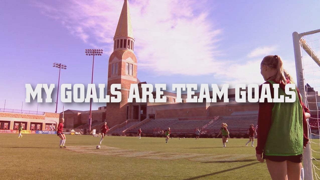 Denver Women's Soccer: My Goals Are Team Goals