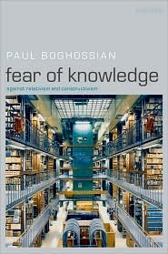 book-Fear of Knowledge