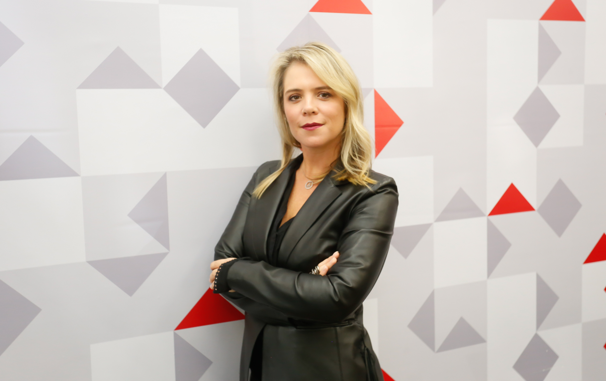 Tatiana Schuchovsky Reichmann, CEO da Ademicon. Foto: Valterci Santos
