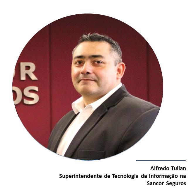Alfredo Tulian, superintendente de tecnologia da informação na Sancor Seguros